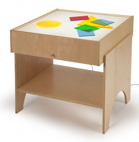 Small Light Table