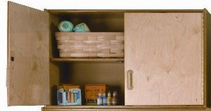Wall Storage Shelf Cabinet