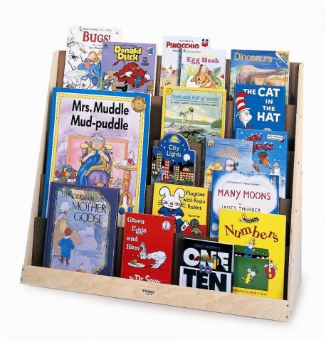 WB0136 Book Display Stand WB0136