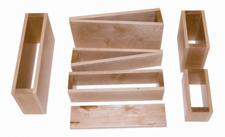 Hollow 18 Blocks Set