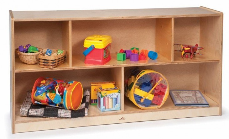 "Toddler 24"" Basic Single Storage"