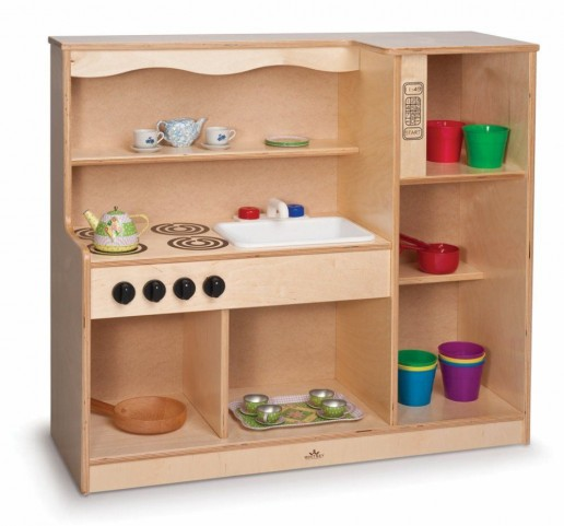 Toddler Kitchen Combo
