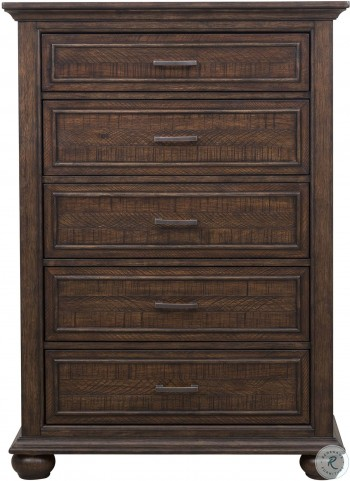 Chatham Park Brown Drawer Chest