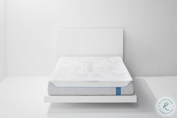 S5 Series White Twin LS Medium Firm Mattress