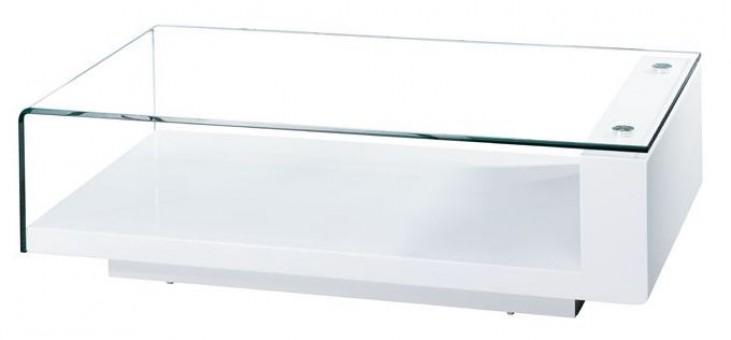 Scala White High Gloss Coffee Table