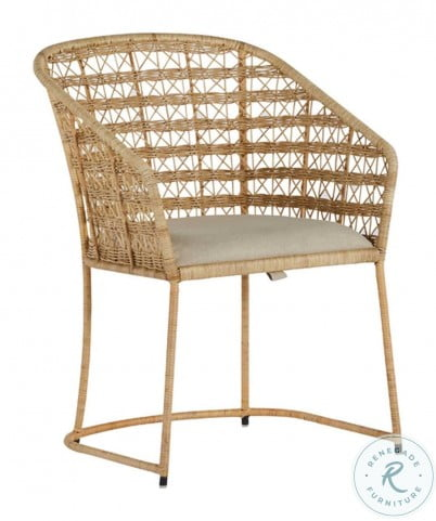Lambert Natural Rattan Dining Chair From Gabby Coleman Furniture