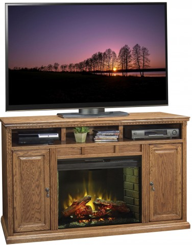 "Scottsdale Rustique 63"" Fireplace Console"