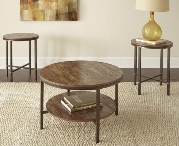 Sedona 3 Piece Occasional Table Set