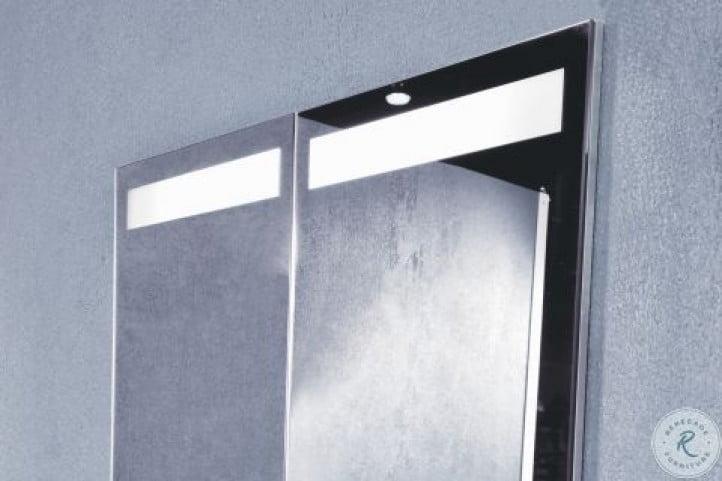 "Quadro 19.5"" Left 3000K LED Bathroom Cabinet"