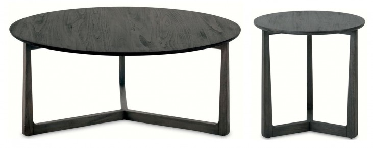 Messina Round Occasional Table Set
