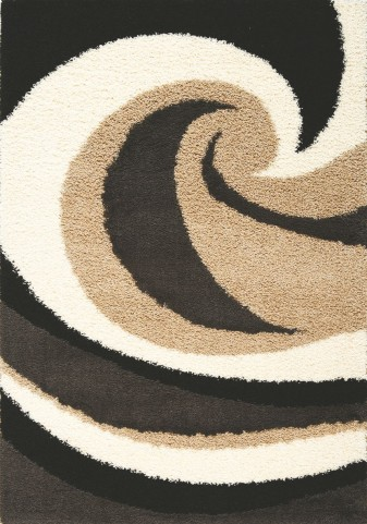 "Shaggy Wave 63"" Rug"