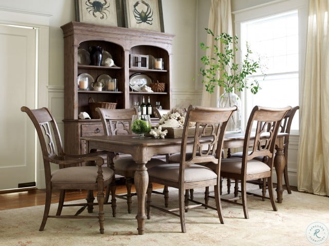 Weatherford Heather Hastings Open Buffet with Hutch