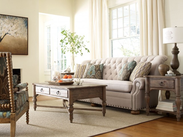Weatherford Heather Occasional Table Set
