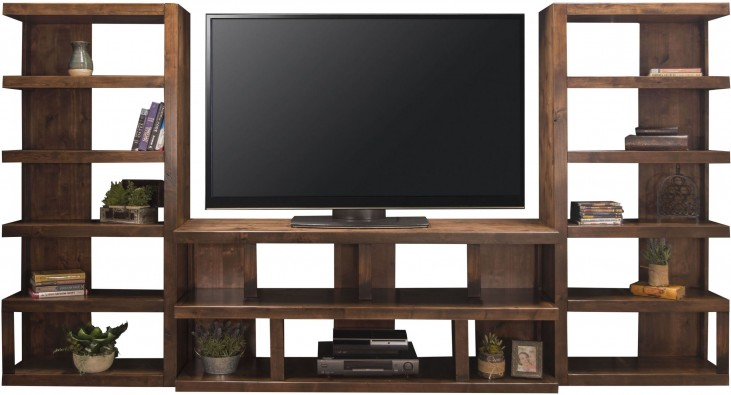 Sausalito Whiskey Entertainment Wall