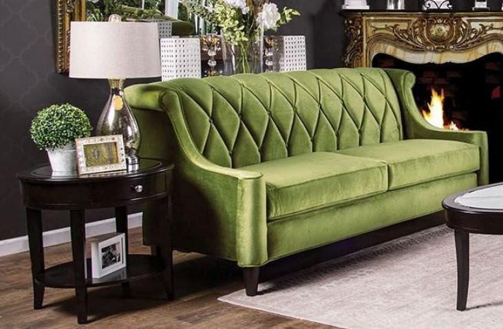 Limerick Green Sofa