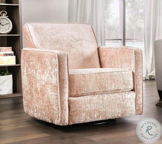 Harriden Coral Swivel Chair