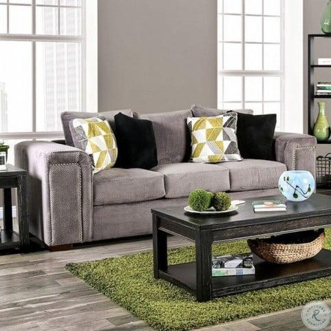 Bradford Warm Gray Sofa