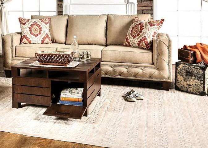 Norwick Beige Sofa
