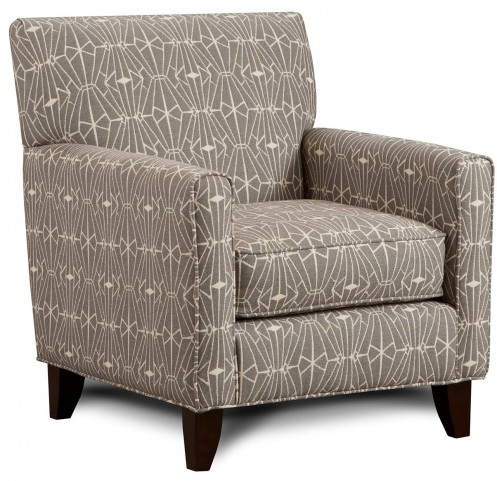 Parker Crystal Pattern Chair