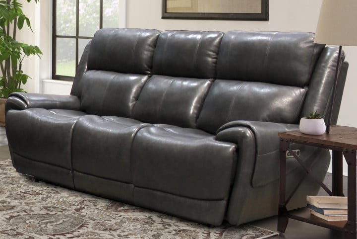 Stupendous Spencer Satellite Dual Power Reclining Sofa With Power Headrest Caraccident5 Cool Chair Designs And Ideas Caraccident5Info