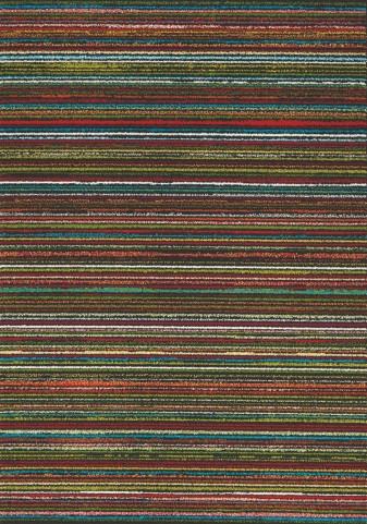 Spring Multi Stripes Medium Rug