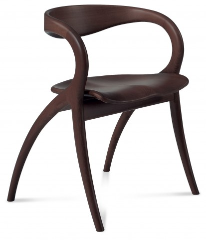 Star Wenge Dining Chair