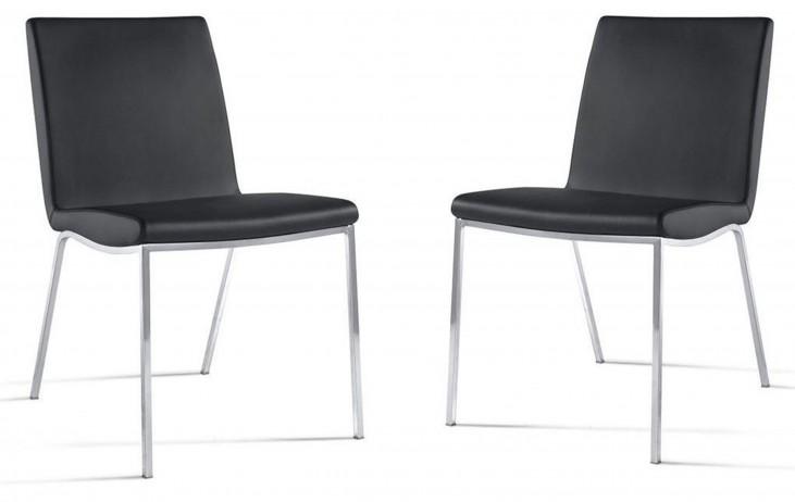 Stella Black Dining Chair Set of 2
