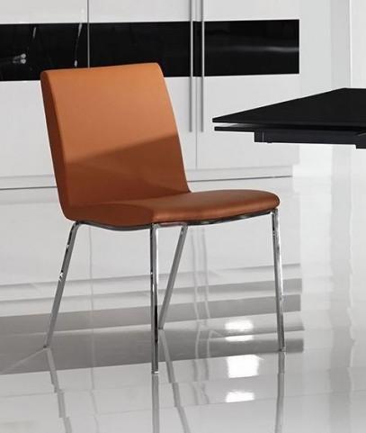 Stella Orange Dining Chair Set of 2