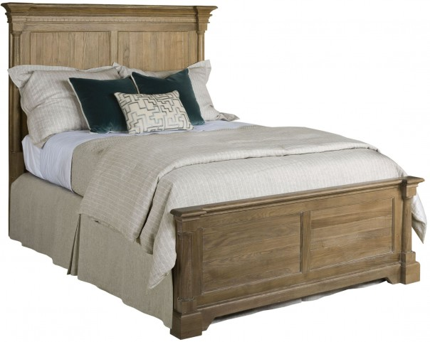 Stone Ridge Queen Panel Bed