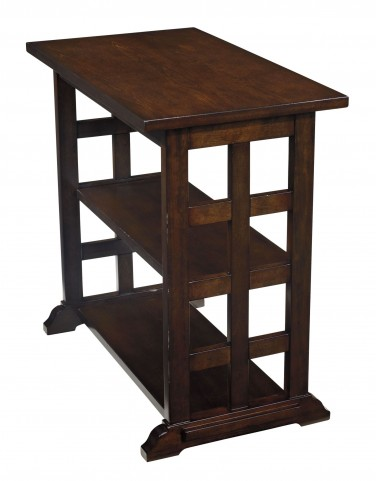 T017-477 Chair Side End Table