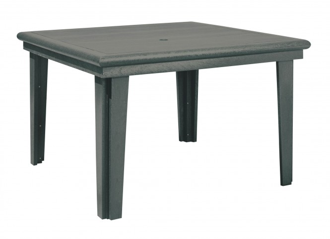 "Generations Slate 46"" Square Dining Table"