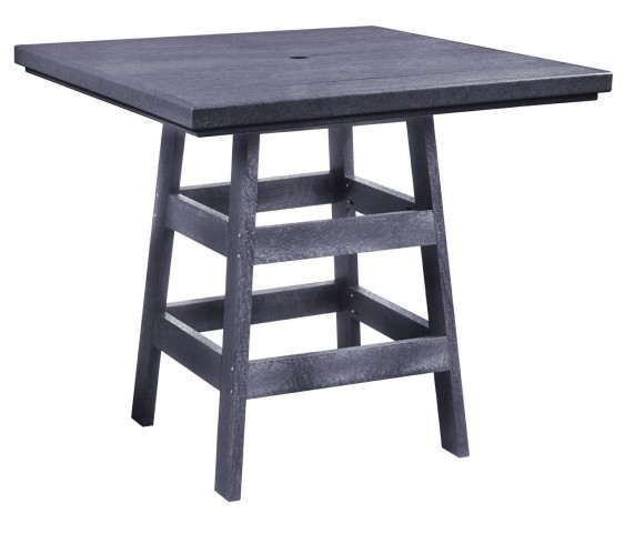 "Generation Slate 42"" Square Pub Table"
