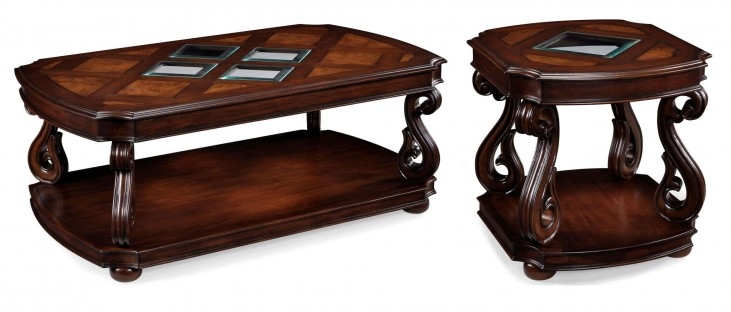 Harcourt Occasional Table Set