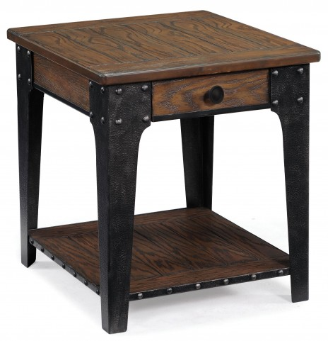 Lakehurst Rectangular End Table