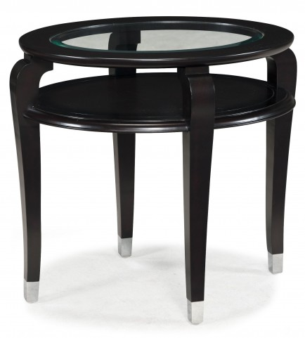 Harper Oval End Table