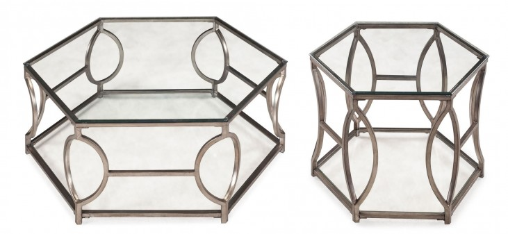 Nevelson Occasional Table Set