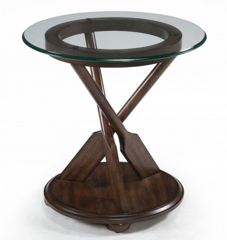 Beaufort Round End Table