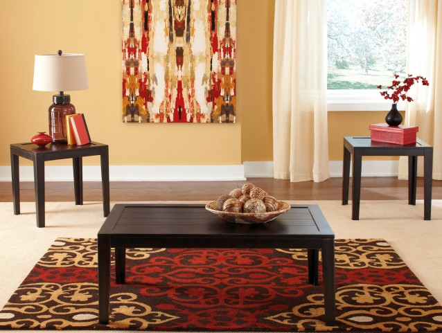 Birstrom 3-in-1 Occasional Table Set