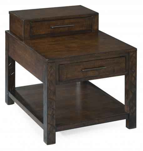 Cavelle Rectangular End Table