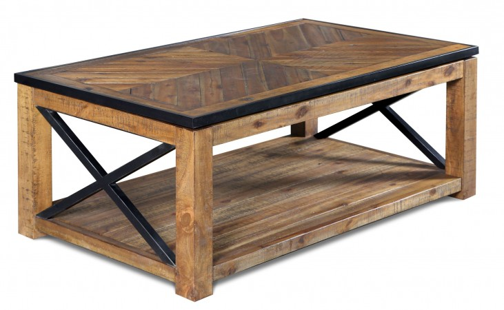 Penderton Rectangular Lift-top Cocktail Table