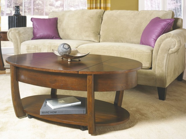 Concierge Oval Occasional Table Set