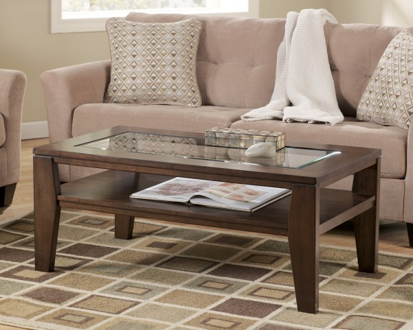 Deagan Rectangular Cocktail Table