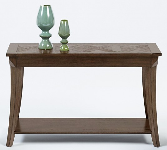 Appeal l Dark Poplar Sofa/Console Table