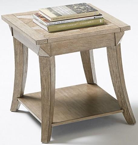 Appeal ll Dark Poplar Rectangular End Table