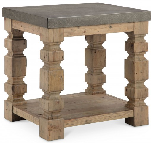 O'Brian Espresso Rectangular End Table