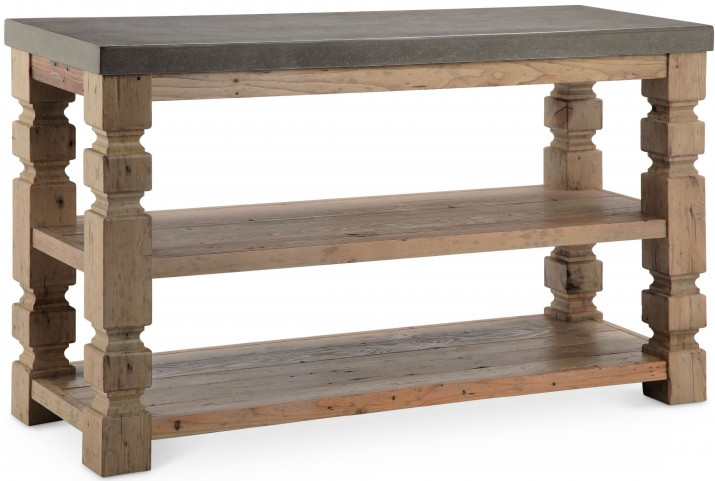 O'Brian Espresso Rectangular Sofa Table