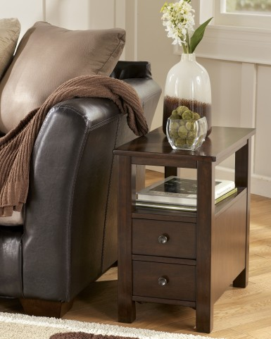Marion Chairside Cabinet Table