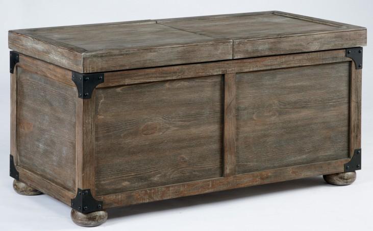 Vennilux Storage Cocktail Table