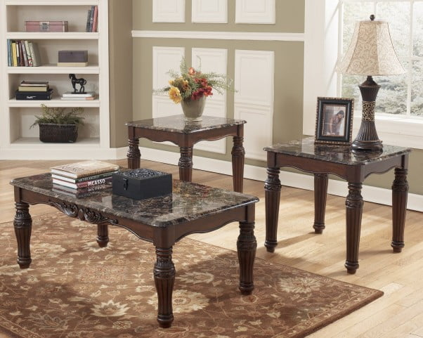 North Shore 3 in 1 Occasional Occasional Table Set