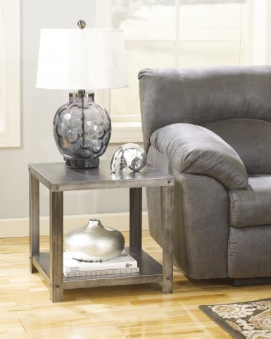 Hattney Square End Table